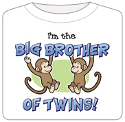 Big Brother of Twins - Monkey