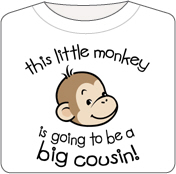 Big Cousin to be - Monkey  Face