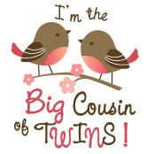 Big Cousin of Twins - Mod Bird