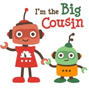 Big Cousin - Robot