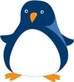 Fat Little Penguin