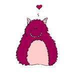 Love Heart Monster