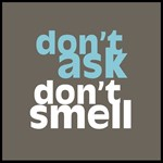 Don't Ask Don't Smell - Blue