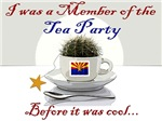 Member of the Tea Party