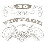 Vintage 30th Birthday