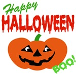 Happy Halloween Jack O Lantern