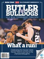 Butler - 2010 NCAA Men's Basketball Finalist