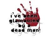 I've been glamoured by a dead man