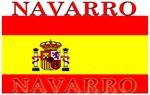 Navarro Spain Spanish Flag