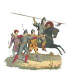 Norman Knight & Archers