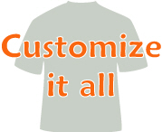 Personalized gifts, t-shirts...made to order!