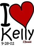 Kelly's personalized gifts