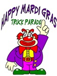 Mardi Gras Truck Parade