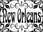 New Orleans Wrought Iron