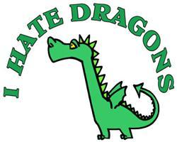 I Hate Dragons