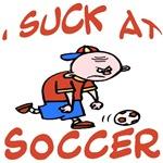 I Suck At Soccer