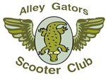Alley Gators Scooter Club