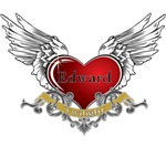 Twilight Edward Heart Wings 3