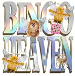 Bingo Heaven Text Animals pomeranian