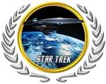 Star trek Federation of Planets excelsior