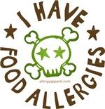 Sid, I have food allergies