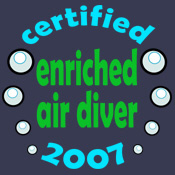 Enriched Air Diver 2007