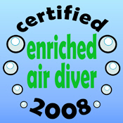 Enriched Air Diver 2008