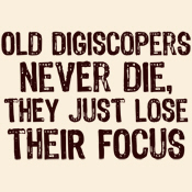 Old Digiscopers Never Die