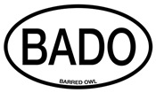 BADO Barred Owl Alpha Code