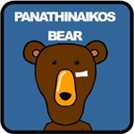 Panathinaikos Bear Stuff