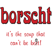 Borscht - the soup that can't be beet!