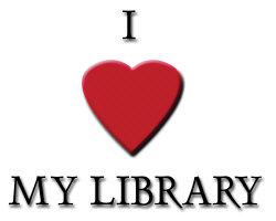 I *heart* My Library