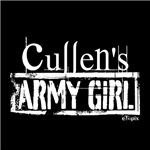 Cullen's Army Girl