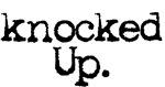 knocked Up.