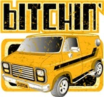 Vintage T-Shirts - 70s Chevy Van T-Shirts & Gifts