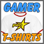 Gamer Video Game T-Shirts