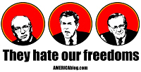 They Hate Our Freedoms