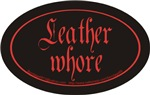 Leather whore