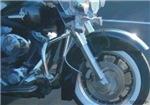 H3151 Motorcycle Watercolor