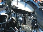 H3164 Motorcycle Watercolor
