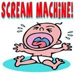 Baby Scream Machine