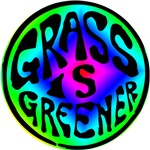 Cool Grass Is Greener
