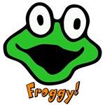 Cute Froggy Face