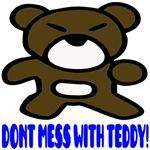 Kick Ass Teddy Bear