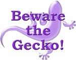 Violet Gecko