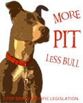 More Pit Less Bull (Red)