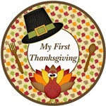 My First Thanksgiving Milestone
