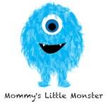 Mommy's Little Blue Monster