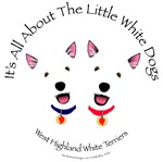 All About The Little White Dogs