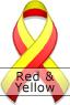 Red & Yellow Ribbon